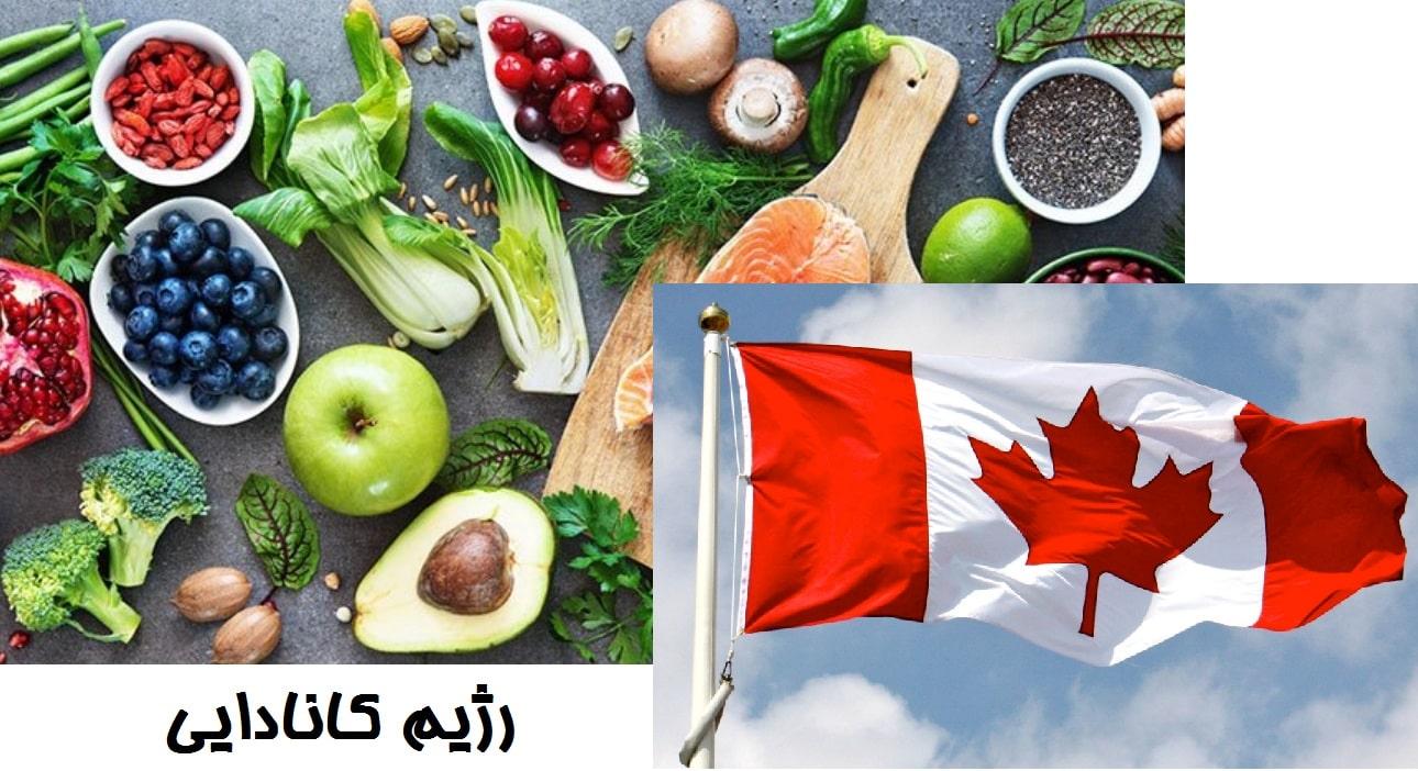رژیم کانادایی ، رژیمی برای کاهش وزن سریع